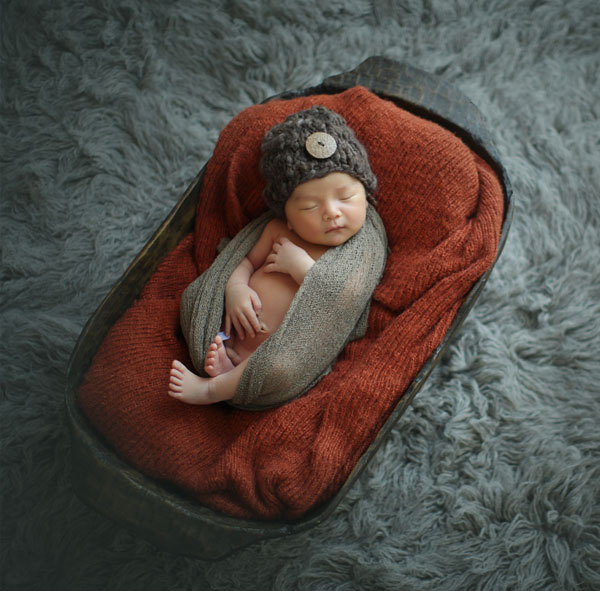 初婴啼世-宝宝照套系